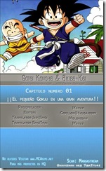 P00001 - Dragon Ball SD - Episodio