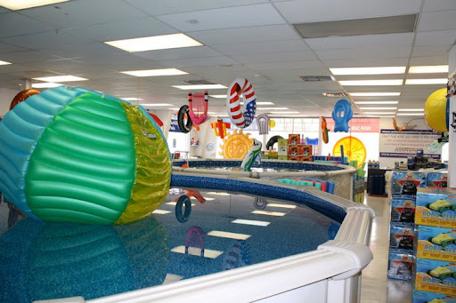 American Pools and Spas Retail Store is conveniently located in the Lehigh Valley of Pennsylvania.  Our Grand Showroom has everything from above ground swimming pools and spas on display, in ground swimming pools, pool filters, pool liners, pool accessories, chemicals, you name it! Visit our website (www.americanpoolslehighvalley.com) or shop our extensive online store at http://www.paspdirect.com/americanpoolsandspas/!