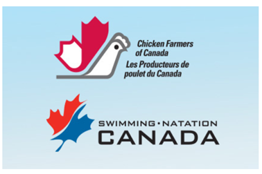 Chicken Farmers of Canada and Swimming Canada