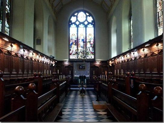 oriel chapel