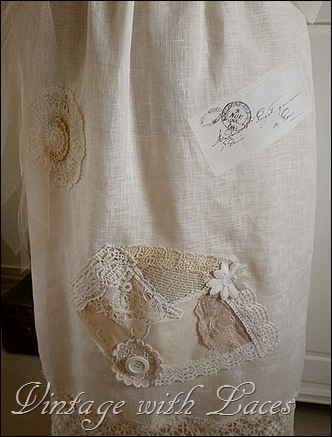 Skirt with Laces