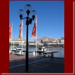 Looking across Darling Harbour to Harbourside and the Sydney Convention Center_t