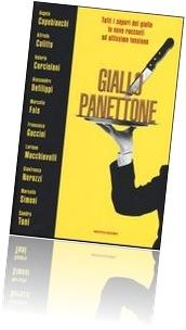 Immagine della copertina del libro giallo panettone