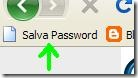 Bookmarklet Salva Password aggiunto nella Barra dei Preferiti del browser