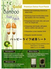 1346891303_435943023_1-Gambar--Jual-Grosir-bamboo-gold-da-happy-life-foot-patch
