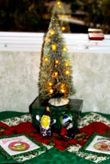 1412006 Dec 09 New Decorations Under The Tree