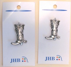 7.31.12 cowboy boot charms
