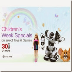 Amazon: Buy Baby & Kids products upto 80%off – Children's Day Special