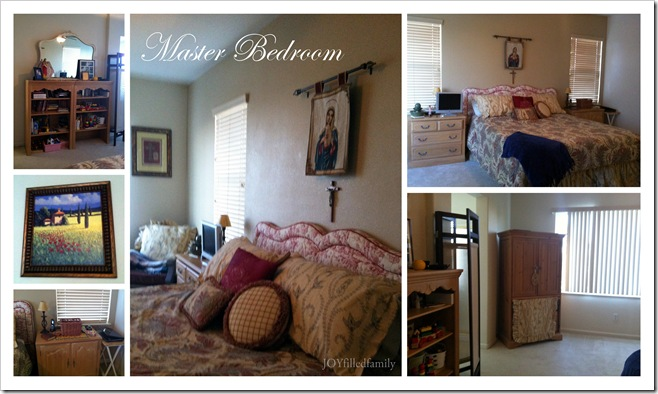 Master Bedroom collage v2 JOYfilledfamily Jan 2013