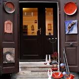 Керамическая мастерская, где проходил воркшоп по гончарному делу.