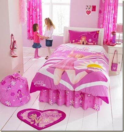decoración de dormitorios para niñas3