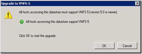 02_All hosts must be support VMFS5