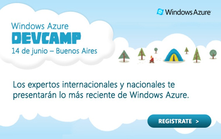 Banner Azure home MS