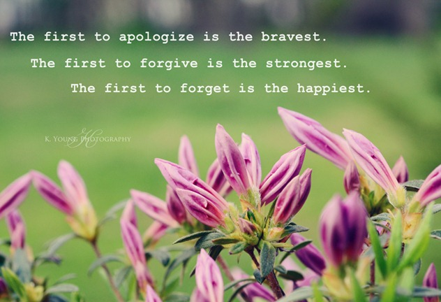 The first to forgive copy 2