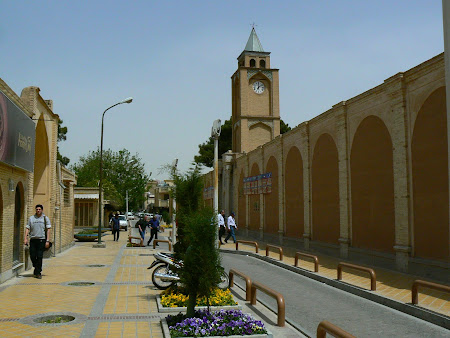 Isfahan: The Armenian district of Jolfa