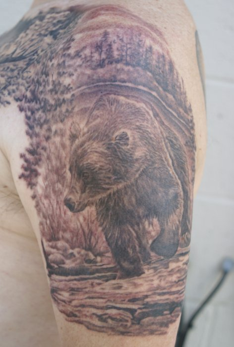 Ron's Bear