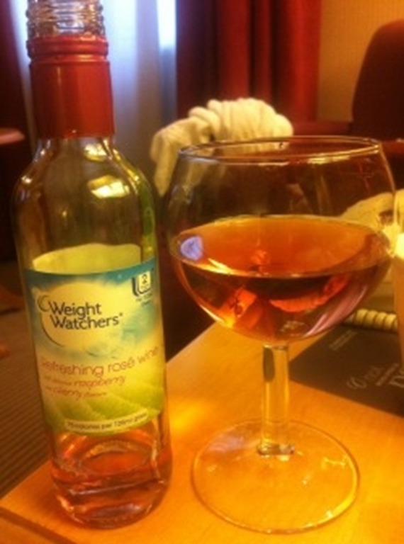weight watchers wine