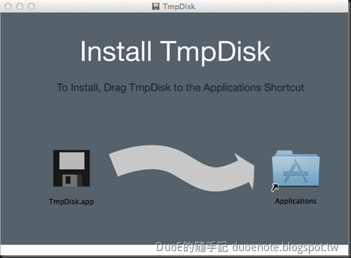 TmpDisk DMG