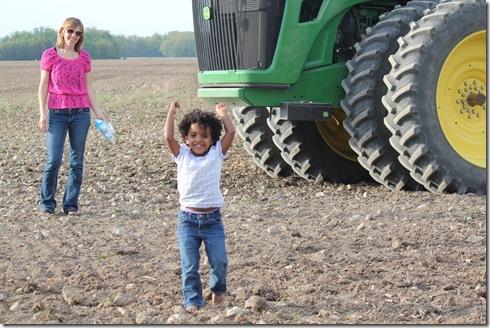 Farming with Daddy 059