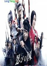 Ninja Đối Đầu Samurai
