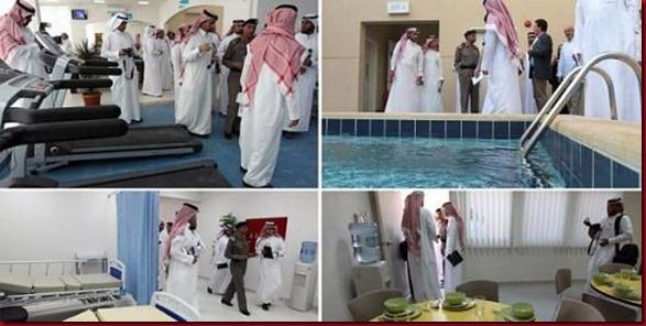 Penjara Elit Teroris Arab Saudi Difasilitasi