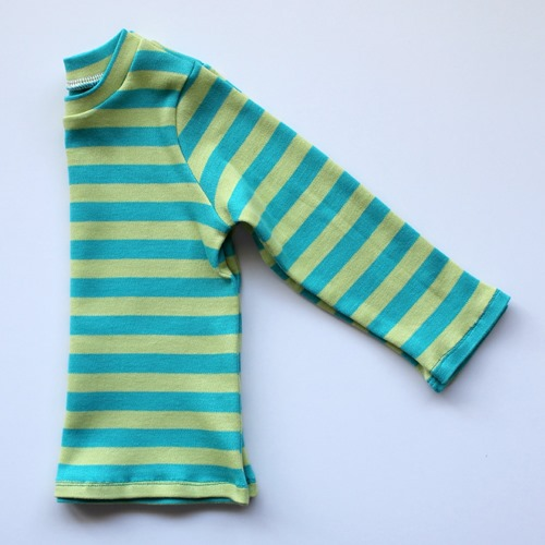 stripes long sleeve tee 2