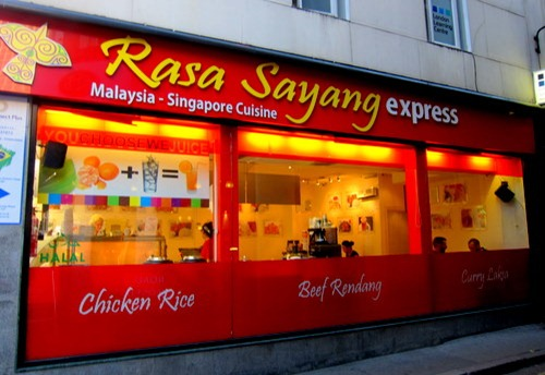 Rasa Sayang Express