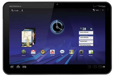 Motorola Xoom 2 Price in UK And Ireland