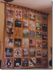 Town Bicentennial Quilt