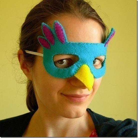 pájaro mascara fieltro (1)