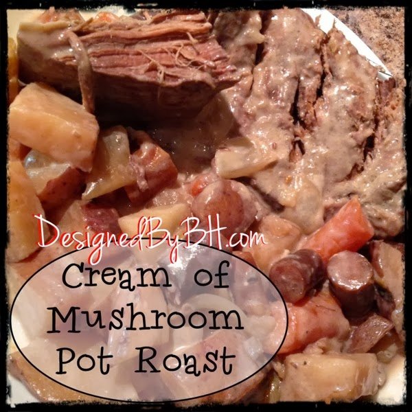 Cream of Mushroom Pot Roast TITLE 2 940x940