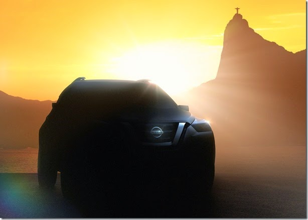 Prepare yourself for the world premiere of Nissan's new concept car