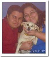 João, Lassie e eu!