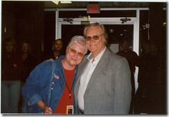 Beth and George Jones Oct 29, 2002