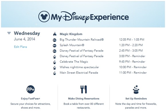 my disney experience fastpassplus walt disney world2