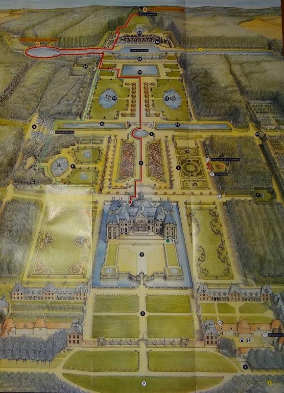 plan jardins
