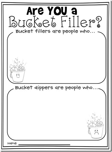 results how full is your bucket drops in the bucket 水 大家 可以 ...
