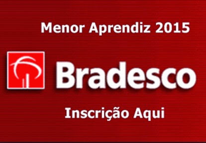 Banco-Bradesco-Inscrição-para-Menor-Aprendiz-2015-www.meuscartoes.com