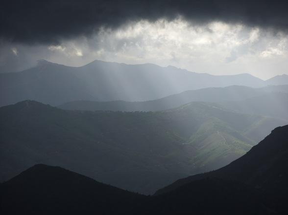Sierra de Francia, vertiente Sur