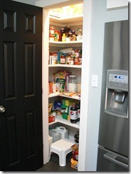 kitchen remodel pantry