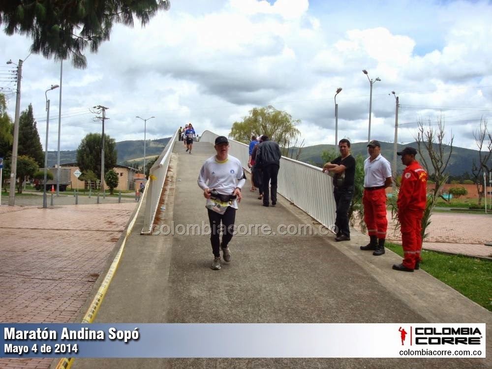 maraton andina sopo 2014