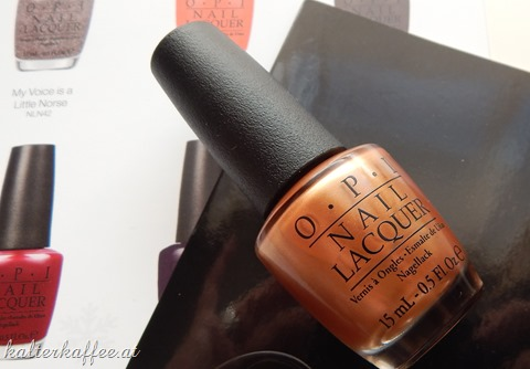 OPI Nordic Collection OPI With a Nice Finnish