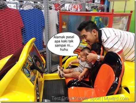 Test Drive Kereta Sport 1