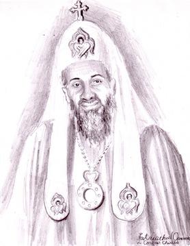 Patriarhul ortodox Osama Bin Laden