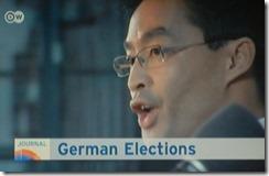 Aliados de Merkel - péssimo resultado na Baviera. Set.2013