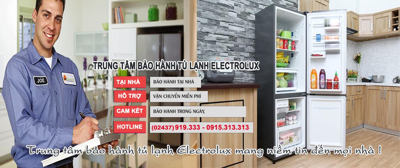 Trung tâm bảo hành và sửa chữa tủ lạnh Electrolux tại Hà nội