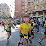 MARATON BARCELONA 2012
