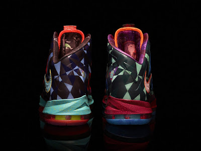 nike lebron 10 pe what the mvp 1 07 LEBRON X MVP Very Limited Release this Friday at Unknwn Miami, 4x HOHs, 5x Niketowns