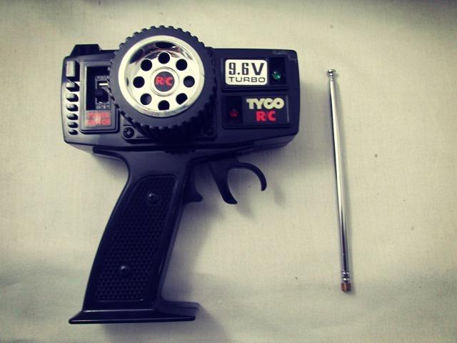 Blaster Remote Control Car Controller