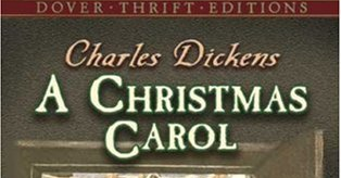 The Project Gutenberg Project: Guest Review: A CHRISTMAS CAROL by Charles Dickens